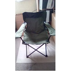 GENUINE ISSUE MILITARY FOLDING CHAIR / CAMP CHAIR